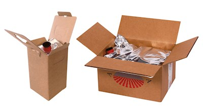 5 Kilo Bag-in-Box und 25 Kilo Bag-in-Box